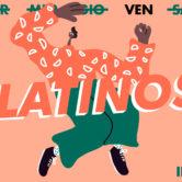LATINOS. Fiesta latina al Chiosco