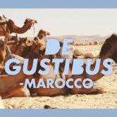 De Gustibus, Aperitivo in giro per il mondo • Marocco