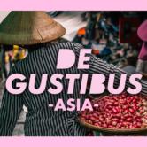 DE GUSTIBUS, Cena in giro per il mondo • ASIA