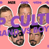 POP Culture. Girlband vs Boyband