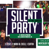Silent Party® – Chiosco